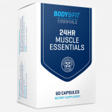 Image of 24hr Muscle Essentials by Body & Fit 60 capsules