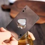 Image of Ace of Spades Bottle Opener