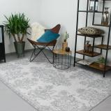 Afbeelding van Perzisch Tapijt Moods Grijs No.02 80x150 cm Brinker carpets