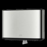 Afbeelding van Dispenser Tork T2 460006 Design toiletpapierdispenser RVS Dispensers