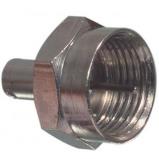 Afbeelding van Hirschmann RFC75 afsluitweerstand f connector per stuk (75 ohm)