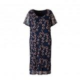 Afbeelding van Adia jurk met luipaardprint