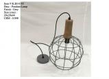 Afbeelding van Industriele lamp 0185