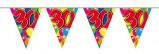 Afbeelding van Amigo Vlaggenlijn ballonnen: 30 jaar 10 meter