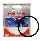 Afbeelding van Hoya PrimeXS Multicoated UV filter 55.0MM lensfilter