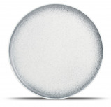 Afbeelding van F2D Black Speckled Dusk Bord 27 cm 4 st. Grijs/Wit/Zwart