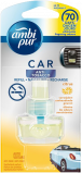 Afbeelding van Ambi Pur Luchtverfrisser Navulling Car Anti Tobacco