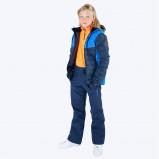 Bilde av Brunotti Boys snow pants Footstrap Blue size 116