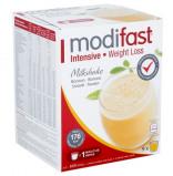 Afbeelding van Modifast Intensive milkshake banaan 1 doos met 9 zakjes (9x47g)