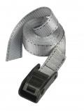 Afbeelding van Masterlock 3110EURDAT Spanband Grijs 250kg 2,5m x 25mm (2st)