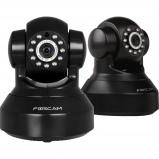 Afbeelding van Foscam FI9816P Zwart Duo Pack IP camera