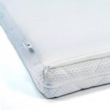 Afbeelding van ABZ Airgosafe matras Tencel Combi+topper set HR30 70x140