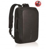 Afbeelding van XD Design Bobby Bizz Anti Diefstal Rugtas/ Aktentas Black Laptop Backpacks