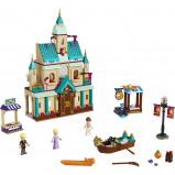 Afbeelding van LEGO Disney Frozen Kasteeldorp Arendelle (41167)