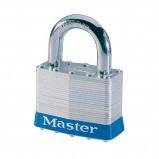 Afbeelding van Masterlock 15EURD Stiftcilinderhangslot 32 x 30 x 11mm (6st)