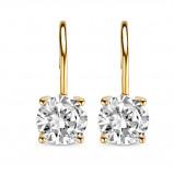 Bilde av Blush earrings 7055YZI