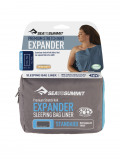 Bilde av Sea to Summit Expander Liner Standard (Rectangular) Navy