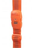 Afbeelding van Samsonite Accessoires Luggage Strap/TSA Lock orange Kofferriem