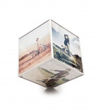 Afbeelding van Balvi Foto kubus draaiend Kube 15 x foto's