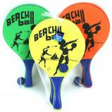 Afbeelding van Alert Beachball Set Hout