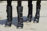 Obrázek Bucas Saddle Pad Max Dressage Navy Silver