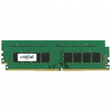 Afbeelding van Crucial 2x16GB DDR4 32GB 2400MHz geheugenmodule