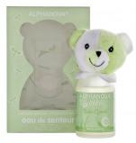 Afbeelding van Alphanova Baby Parfum Unisex Groen (100ml)
