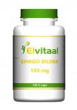 Afbeelding van Elvitaal Ginkgo Biloba Vegicaps 150CP