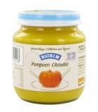 Afbeelding van Biobim Pompoen Puree 4 Maanden Demeter, 125 gram