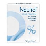 Afbeelding van Neutral Zeeptablet Duo 2 X 100 gram, 2x100 gram