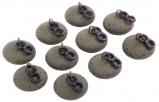 Abbildung von 10 x NGT Back Leads (in 28 oder 42 Gramm)