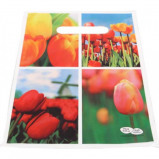 Afbeelding van 10000 st. Plastic tassen bedrukken Tas Full Colour geschikt voor A4 Prijs incl. bedrukking