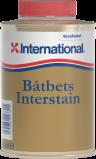 Afbeelding van International batbets interstain 375 ml, mahonie, blik