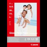 Billede af Canon GP 501 glossy fotopapir 10x15cm, 200g, 100 ark (0775B003)