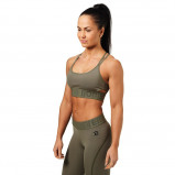 "Bilde av ""Better Bodies Woman Better Bodies Astoria Sports bra Wash green"""
