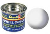 Billede af (05) Aqua Color, White mat (RAL 9001) 18 ml Revell