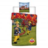 Afbeelding van Brandweerman Sam dekbedovertrek 100% microvezel Junior (120x150