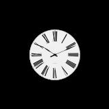 Image of Arne Jacobsen Roman Wall Clock Ø 16 cm (43622)