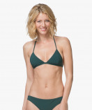 Bilde av Filippa K Bikini Top Triangle Emerald Green