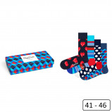 Bilde av Happy Socks Nautical Giftbox XNAV09 6300 41 46