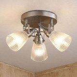 "Image of ""LW Bath Deckenlam Kara with G9 LED ',' 3 flame beef"""