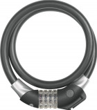 Image of Abus 1440/85 Illuminated Combination Cable Lock 15mm/85cm (Length: 85 cm)