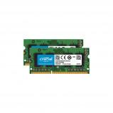 Afbeelding van Crucial 16GB DDR3L 1600 SODIMM for Mac intern geheugen