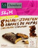 Afbeelding van Damhert Afslank Proteinereep Chocolade, 240 gram