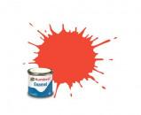 Billede af (174) Signal Red Satin, Enamel Paint 14 ml Humbrol
