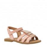 Afbeelding van Clic CL 9431 leren sandalen roze