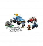 Afbeelding van LEGO City Modderwegachtervolging (60172)