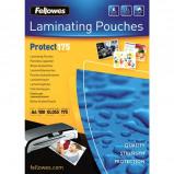 Afbeelding van Fellowes Lamineerhoezen Protect 175 mic A4 (100 stuks) lamineerhoes