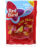 Afbeelding van Red Band Cola Fruit Winegummix 30% Minder Suiker