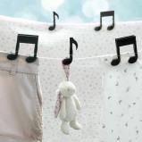 Afbeelding van Musiclips (set van 2) Ototo Design